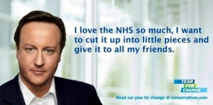 What Have You Done To Save The NHS ?