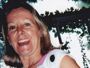 British grandmother stabbed to death !