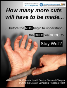"""When A Poster Says A Thousand Words A Government Needs To Listen """"It Is Time To Be Heard"""""""