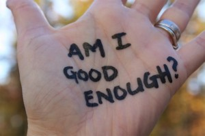 Am I Good enough The Cost of Self-Stigma