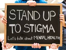 stigma kills stand up for mental health