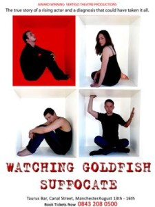 watching Gold fish