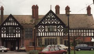 Bryn Estyn home, near Wrexham, North Wales
