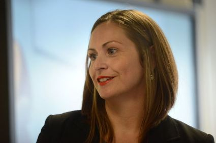 Holly Critchley - HMP Manchester's governor and head of drugs strategy