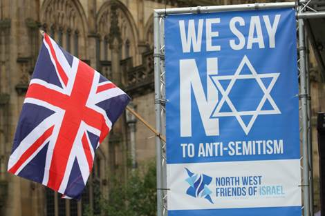 jews in Manchester 1