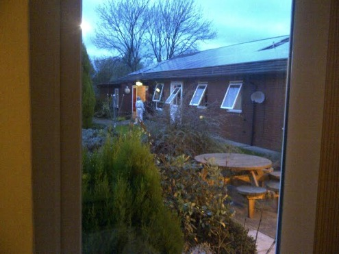 Duncan Edwards Court: An elderly woman has died after a fire at sheltered housing