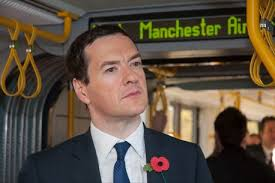 Osborne manchester metro day of Lord mayor 3rd nov 2014