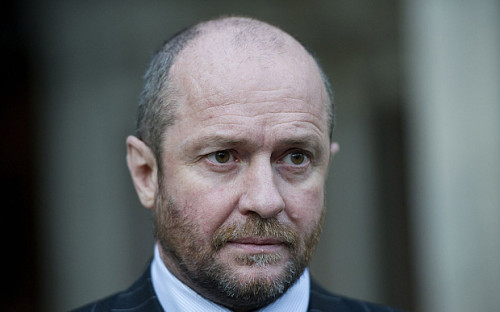 Scot Young v Michelle Young divorce case hearing, High Court, London, Britain - 22 Nov 2013
