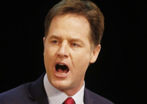 Nick Clegg DPM heros of mental health