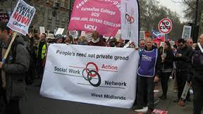 Statement condemns the impact of welfare transformation and austerity on the lives of some of the most vulnerable communities in Britain