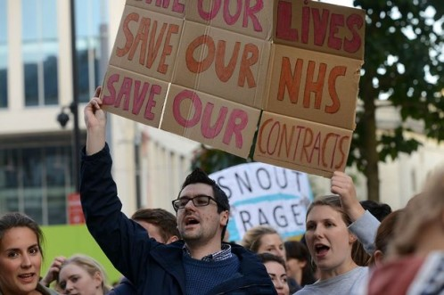 Junior doctors' strike: Chorlton GP speaks out in support