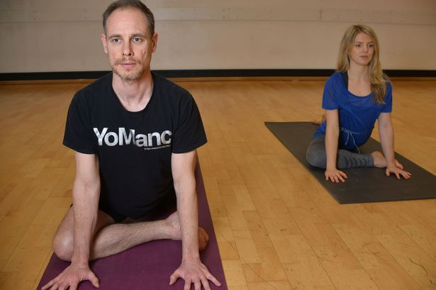 Yoga on the NHS ? Manchester GP says free classes could help improve physical and mental health