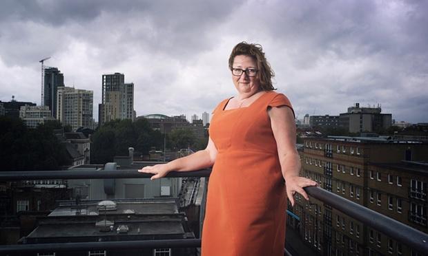 Christina Marriott, chief executive at Revolving Doors Agency, sa
