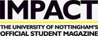 Nottingham Univ Stdents mag logo-fresh