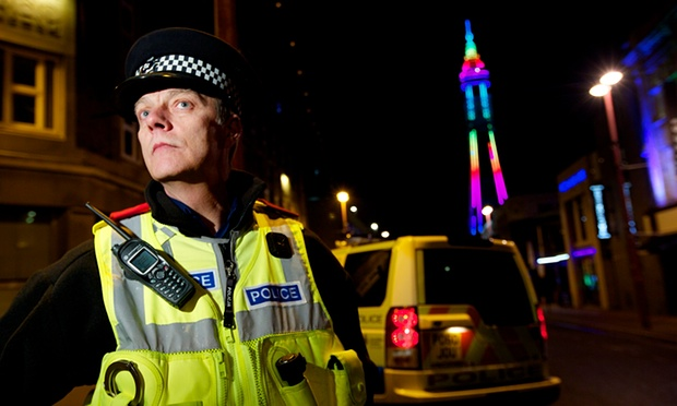 Police Scean 2016