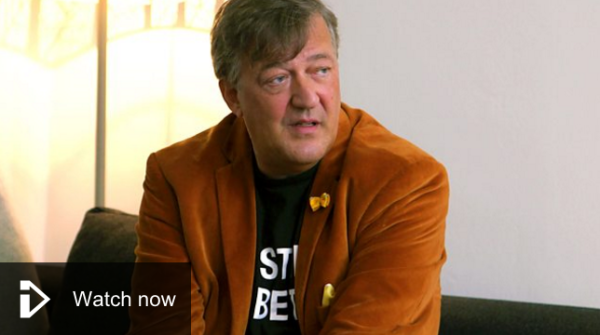 What I wish Stephen Fry understood about mental health