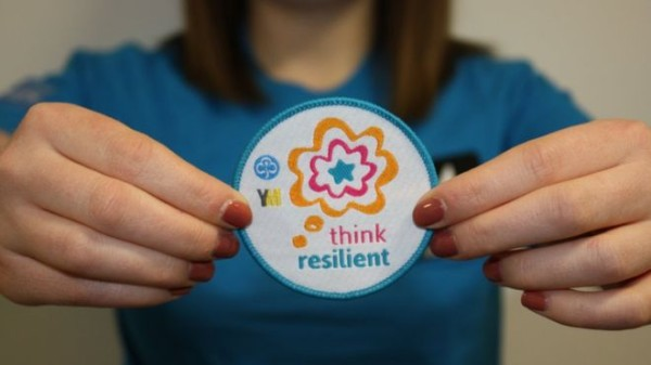 girlguidesthinkresilentbadge