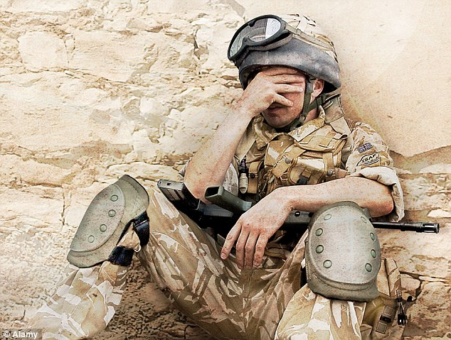 Tragedy of our forgotten heroes: Majority of veterans suffer from mental health issues while living in fear of debt, research reveals