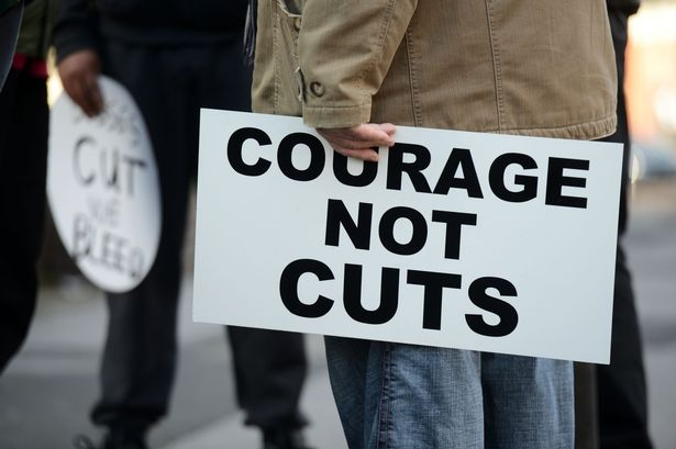 courage not cuts