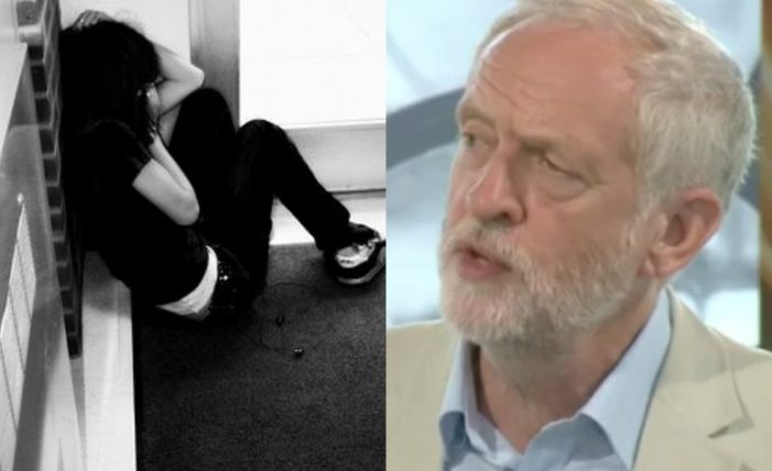 In less than a minute, Corbyn proves he knows how to fix the mental health crisis [VIDEO]