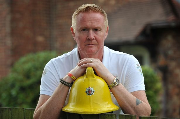 Firefighter traumatised over colleague's death 'sacked for not being capable of front-line duties'