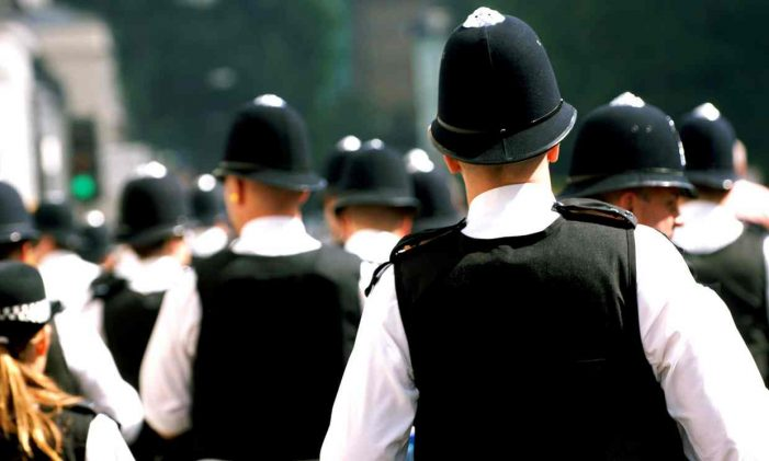 Police say they are becoming emergency mental health services
