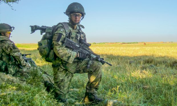 Under-18s in army 'face greater injury, death and mental health risks'