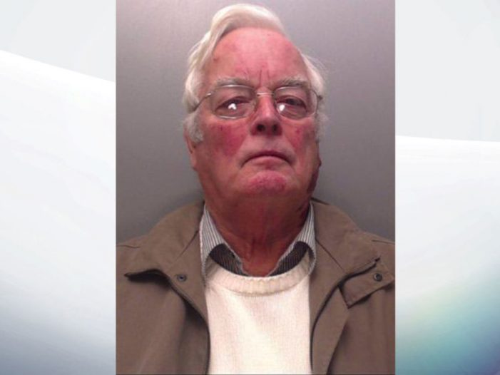 Ex-police chief Gordon Anglesea jailed for 12 years for historical sex abuse