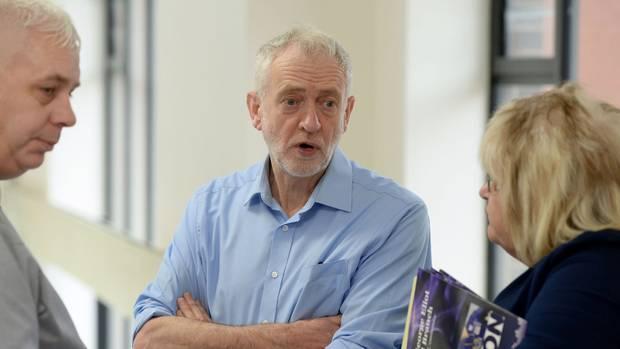 Jeremy Corbyn: Spend more on hospitals, social care and mental health