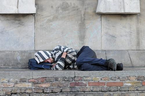 Over 120,000 British children will be homeless this winter