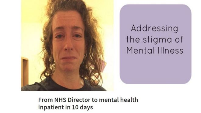 The NHS mental health chief who had a nervous breakdown