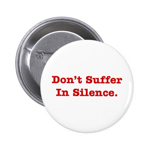 Stepped Down ? Do not suffer in silence Review in progress