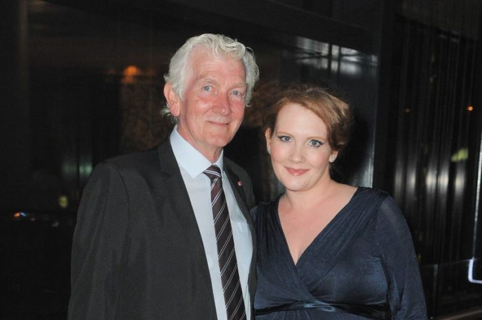 Mental health campaigner Tom McAlpine, the father of Coronation Street star Jennie McAlpine, dies