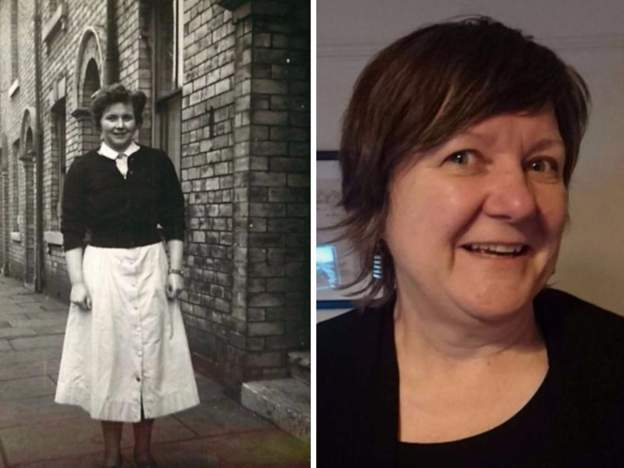 NHS at 70: Caring through the generations : Nurse Karen Reissmann NHS A Family Tradition