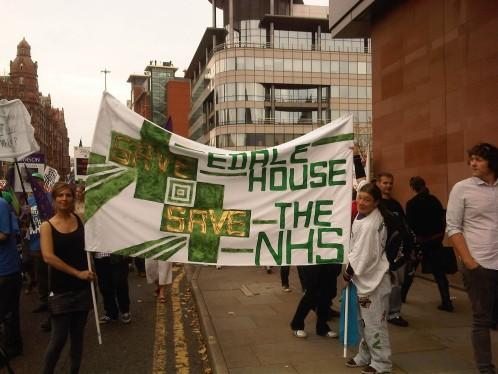 £5m bill to shut Edale House mental health unit