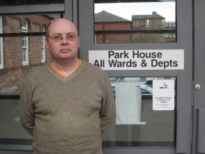 Alan Valentine Elected Members Advocate Harpurhey Centre
