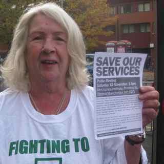 Patients & Carers United Against Closure Of Edale Hospital Unit