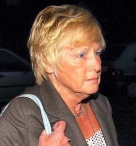 Ms Sheila Foley Returning Back from Dubai Last year (2007)