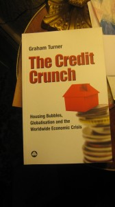 THE CREDIT CRUNCH BY GRAHAM TURNER WE WILL ALL NEED HELP