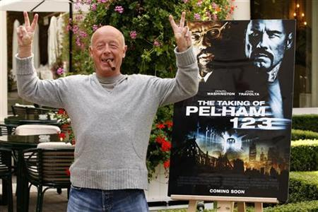 SHOCK AS ' Tony Scott,' director Jumps To His Death !