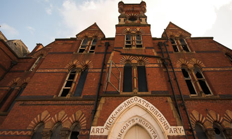 "Supporting The Fight For ""Ancoats Dispensary"""