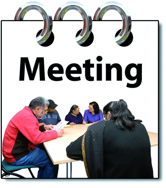 Service Users Meeting For Last Wednesday Of January 2013!