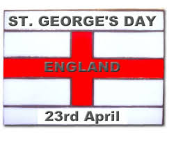 ST GEORGES DAY MEETING WITH CEO MICHELE MORAN !