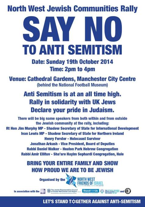the issues of the anti semitism and the backlash against the jewish community This attempt by the nec to create a policy against antisemitism that balanced the needs of the jewish community with the need for free speech turned out to be the last straw for our jewish establishment.