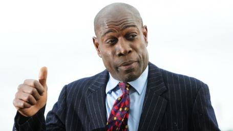 Frank Bruno slams PM for failing to address mental health