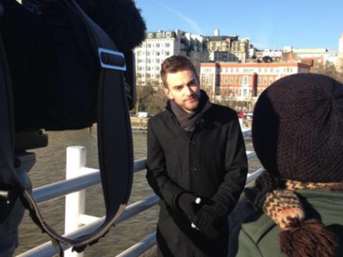 Jonny Benjamin's journey from suicidal despair to mental health envoy