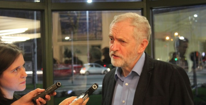Jeremy Corbyn Criticises Mental Health Services At Universities