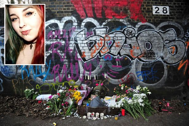 Colourful tributes to woman 'failed by mental health system' at bridge where she fell to her death