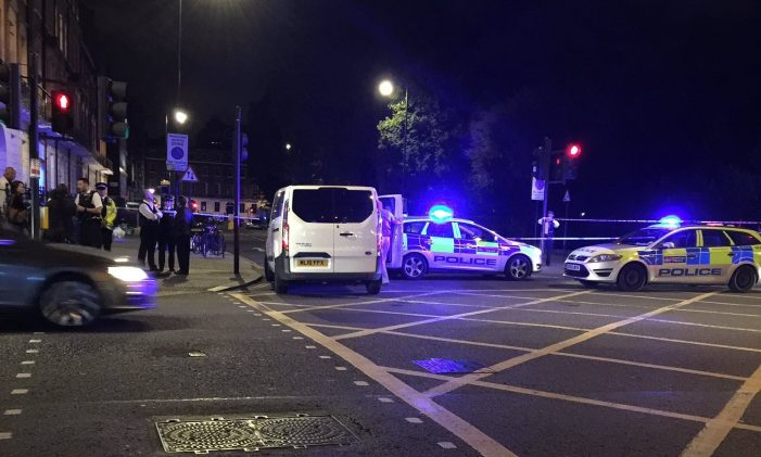 London stabbing: police say mental health 'significant factor' In attack !