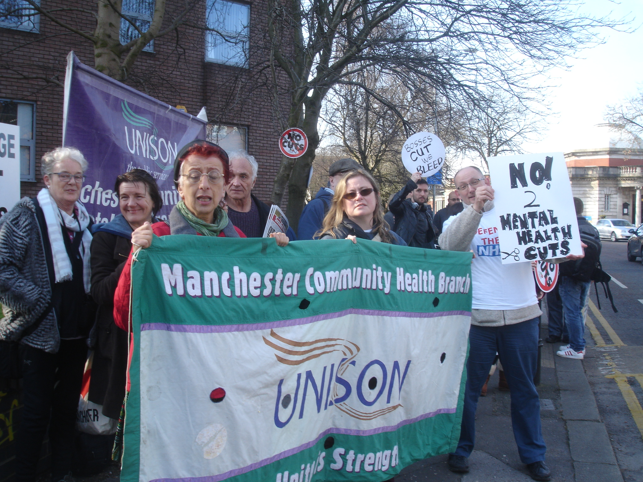 Manchester Mental Health Unison Branch